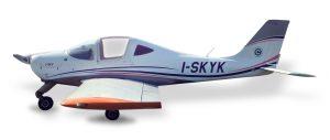 TECNAM P2002 JF I-SKYK