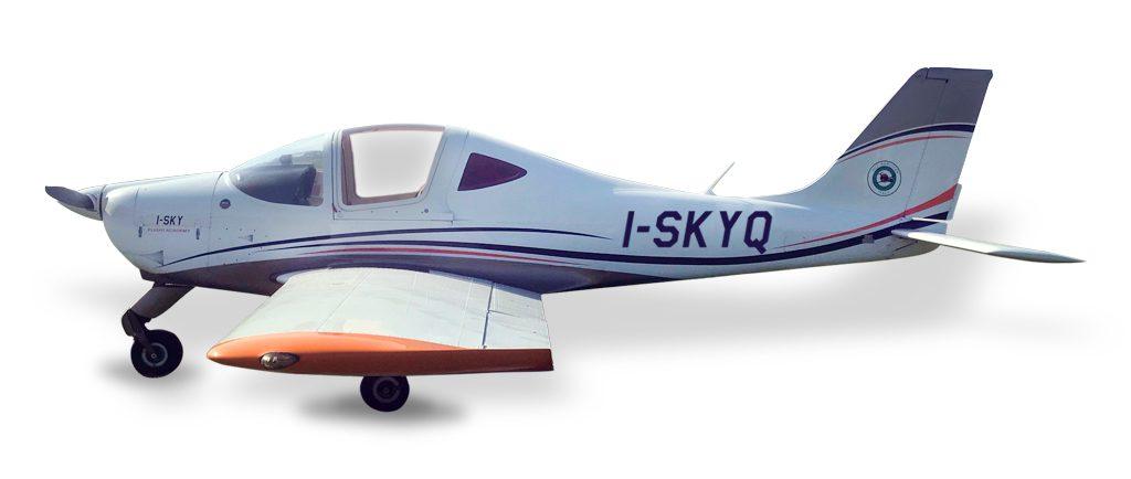 TECNAM P2002 JF I-SKYQ