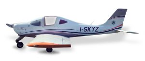 TECNAM P2002 JF  I-SKYZ